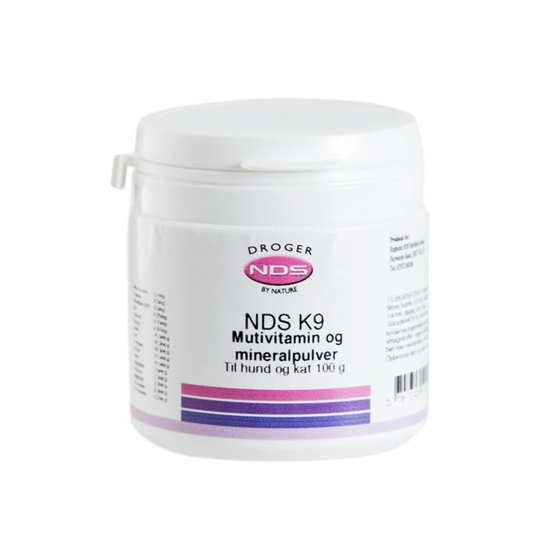 NDS K9 multivitamin - 100 g