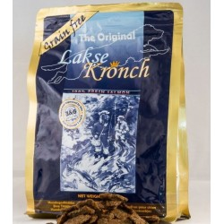 Lakseguffer/lakse krønch - 600 g.