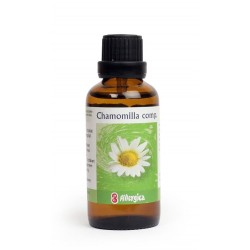 Chamomilla comp. - 50 ml.
