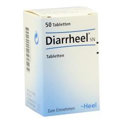 Diarrheel SN - 50 tabletter.