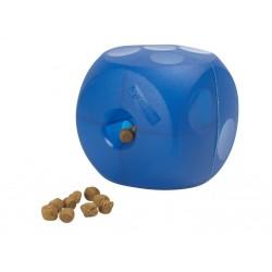 Buster cube - soft - blå