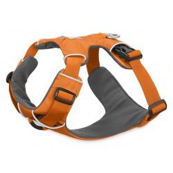 Ruffwear sele - orange. Skaffevare ca. 1 uge